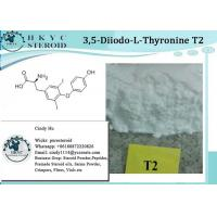 China Pharmaceutical Raw Materials 3, 5-Diiodo-L-Thyronine T2 For Fat Burning Supplement wholesale