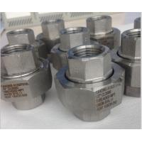 China Stainless Steel Forged Fitting , ASME B16.11 , MSS SP-79 , And MSS SP-83. Superior Corrosion Resistance wholesale