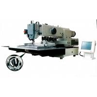 China Heavy Duty Programmable Pattern Sewing Machine with Large Shuttle Hook FX2516H on sale