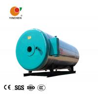 China Diesel Natural Gas Fired Thermic Fluid Boiler Horizontal 0.6 Mpa 320C Blue Red Color on sale