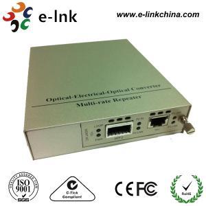 China XFP To UTP Fiber Ethernet Media Converter , Multimode Fiber To Ethernet Converter wholesale
