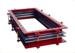 China Rectangular Ripple DN100 Exhaust Expansion Joint Compensator Bellow Square ODM wholesale