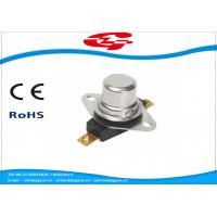 Buy cheap Ksd302 Heating snap action thermostat , Temperature Controller Switch from wholesalers