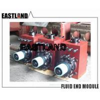 Buy cheap Bomco/Emsco F-800/F1000 Triplex Mud Pump FLuid End Module Made in China from wholesalers