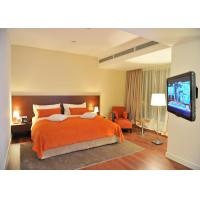 China King Size Hotel Guest Room Furniture ISO9001 SGS BV COC Certification wholesale