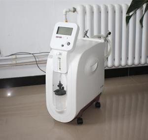 China Portable hyperbaric intraceuticals oxygen facial machine oxygen jet peel machine for sale wholesale