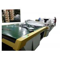 China AC380V / 50HZ Die Cutting Machines For Fabric wholesale
