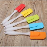 China Sandy Surface Handle Silicone Cooking Utensils Small Size Lightweight wholesale