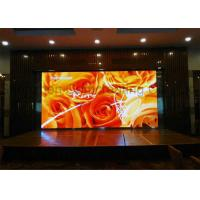 China Indoor LED Video Screens P3mm HD Fixed Installation Front Service Customized Size wholesale