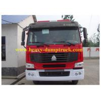 China Fire Fighting Trucks 10 to 16cbm Double cabin diesel engine water tanker wholesale