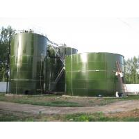 China Customized Anaerobic Digestion Tank With Low Maintenance Cost / Convenient Installation wholesale