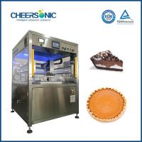 China UFM5000 Ultrasound Food Processing Pumpkin Pie / Round Cake Cutting Machine wholesale