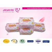 Healthy OEM Sanitary Napkins , Menstrual Period Disposable Sanitary Pads