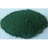Buy cheap phthalocyanine green G(CAS No.: 1328-53-6) for color masterbatch/PIGMENT GREEN 7 from wholesalers