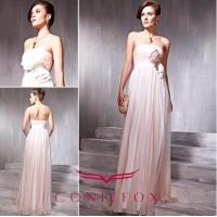 China retro pink princess off shoulder formal party dresses wholesale