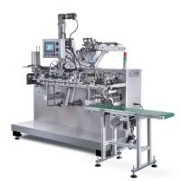 Buy cheap Kn95 Face Mask Manufacturing Machine PLC Control from wholesalers
