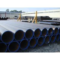 China High Frequency Welding ERW Steel Pipe API 5L GrB A106B A53B For Oil Delivery Pipe wholesale