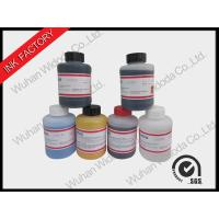 China Linx Inkjet Coder Continuous CIJ Ink 500ML MEK Base High Adhesion wholesale