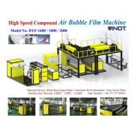 China Wenzhou Vinot Wide In Width high speed PE Air Bubble film making  Machine Output : 80-130 kg/h DYF-2000mm wholesale