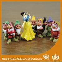 China Snow White Princess And The Seven Dwarfs Small small people figures OEM miniature plastic people wholesale