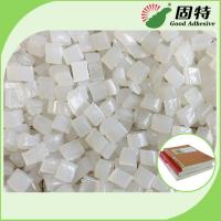 China High Temperature EVA Hot Melt Adhesive , Book Binding Adhesive Glue Industrial Strength on sale
