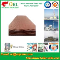 China Longitudinal Membrane Water Wall Thermal Insulation ISO9001 Certification wholesale