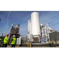 Buy cheap Pure Cryogenic Gas Plant Oxygen Manufacturing Plant With Automatic Electrical from wholesalers