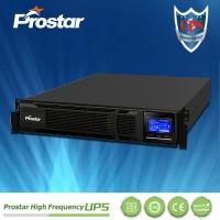 Buy cheap Prostar single phase 19 inch rack smart ups 3000va from wholesalers