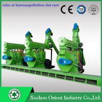 China TN-Patent  Export Grade High Capacity Biomass Ring Die Wood Pellet Machine wholesale