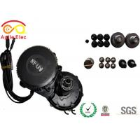 Black Bafang 8fun Bbs01 Mid Drive 36v 250w Motor Kit With Hall Sensor