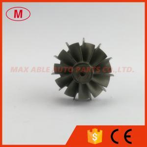 China GT1544V 708450-0056 33.1/39mm 11 blades Turbine wheel shaft/Turbo wheel wholesale