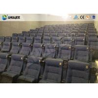 China SV Movie Theater Seats Sound Vibration / Special Effect For Theater Equipment wholesale