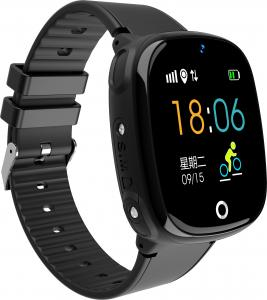 China Cobalt Battery Large Capacity 420mAh Boys Touch Screen Watch wholesale