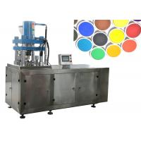 China CNC Watercolor Paint Powder Pressing Machine 100mm Filling Depth Reliable​ on sale