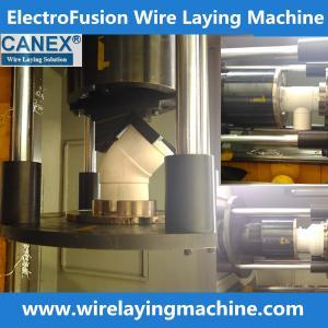 China saddle wire laying machine, fittings wire machines cx-160/400zf wire laying machine - layi on sale