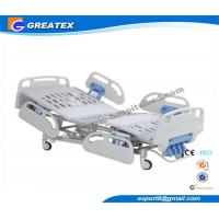 China CE Approved Clinic Patient Bed Medical Furniture 2120 * 970 * 450 mm wholesale