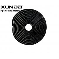 China Black Butyl Rubber Tape For Construction wholesale