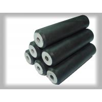 China Silicone Rubber Metal Bonding Rollers with Hardness Shore A 58° wholesale