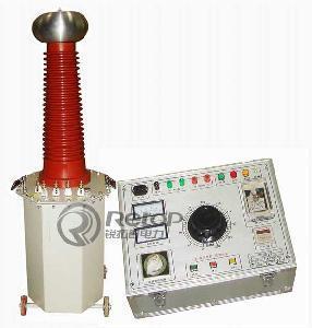 China RTYD AC/DC Hipot Test Set (Manual Box Type) wholesale