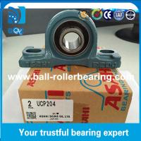 China UCP204 NSK Stainless Steel Pillow Block Bearing For Agricultural Machinery wholesale