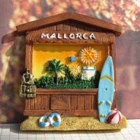 China New products for 2012 home decoration fridge magnet wholesale