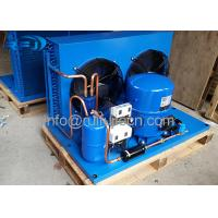 China Maneurop Refrigeration scrool compressor Condensing Units For R134a/R22/R404/R507c  MT50/MTZ50 380V/50HZ 3HP wholesale
