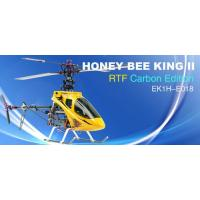 China ESKY Honey Bee King 2 RC Helicopter (Carbon Edition) (EK1H-E018) on sale