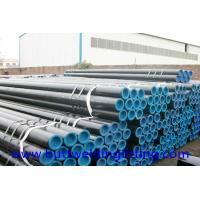 "China ERW Seamless Tube , ASTM A-335 Gr.P5 SCH5S-SCH160 4""  Black Steel Pipe wholesale"