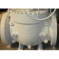 China High Performance Top Entry Ball Valve ISO 17292 BW RF RTJ Bare Shaft A105 F316 wholesale