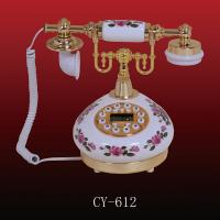 China Antique telephone (CY-612), Crafts  Phone,beautiful antique telephone wholesale