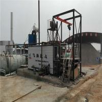 China Zero Loss No Pollution Bitumen Drum Melter With Dripping Bitumen Collecting System wholesale