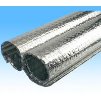 Bubble thermal insulation material foil building heat for Concrete wall insulation wrap