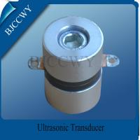 Buy cheap Piezoelectric Ultrasonic Cleaning Transducer from wholesalers
