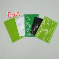Quality 3 Sides Sealing Grip Seal Bags Leak Proof Heat Sealing For Churros Candy Food for sale